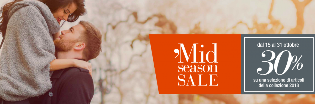 Mid season sale 30